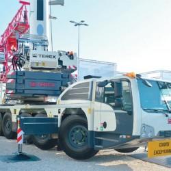 Още ефективност и гъвкавост от Terex Cranes