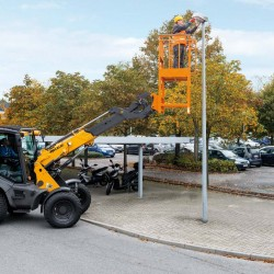 Mecalac предлага иновативни багери и товарачи за строителния сектор