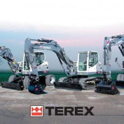 Ново поколение багери от Terex